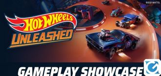 Hot Wheels Unleashed mostra tutta la potenza del suo primo gameplay trailer