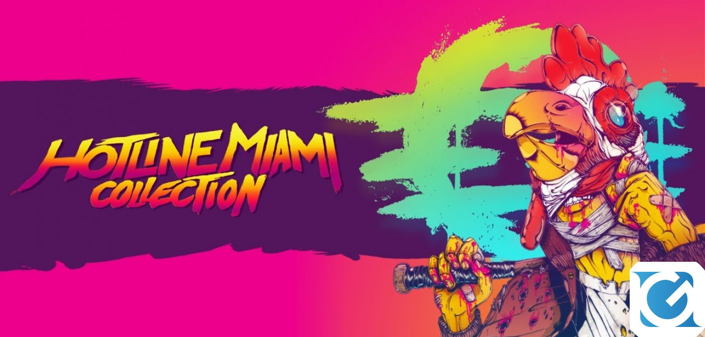 Hotline Miami Collection è disponibile per Switch