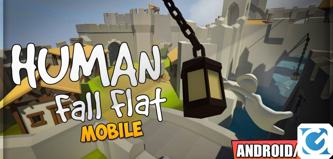 505 Games e X.D. Network insieme per Human: Fall Flat in Cina