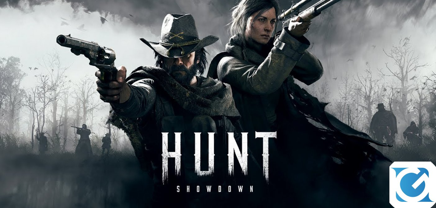 Hunt: Showdown è disponibile per PC
