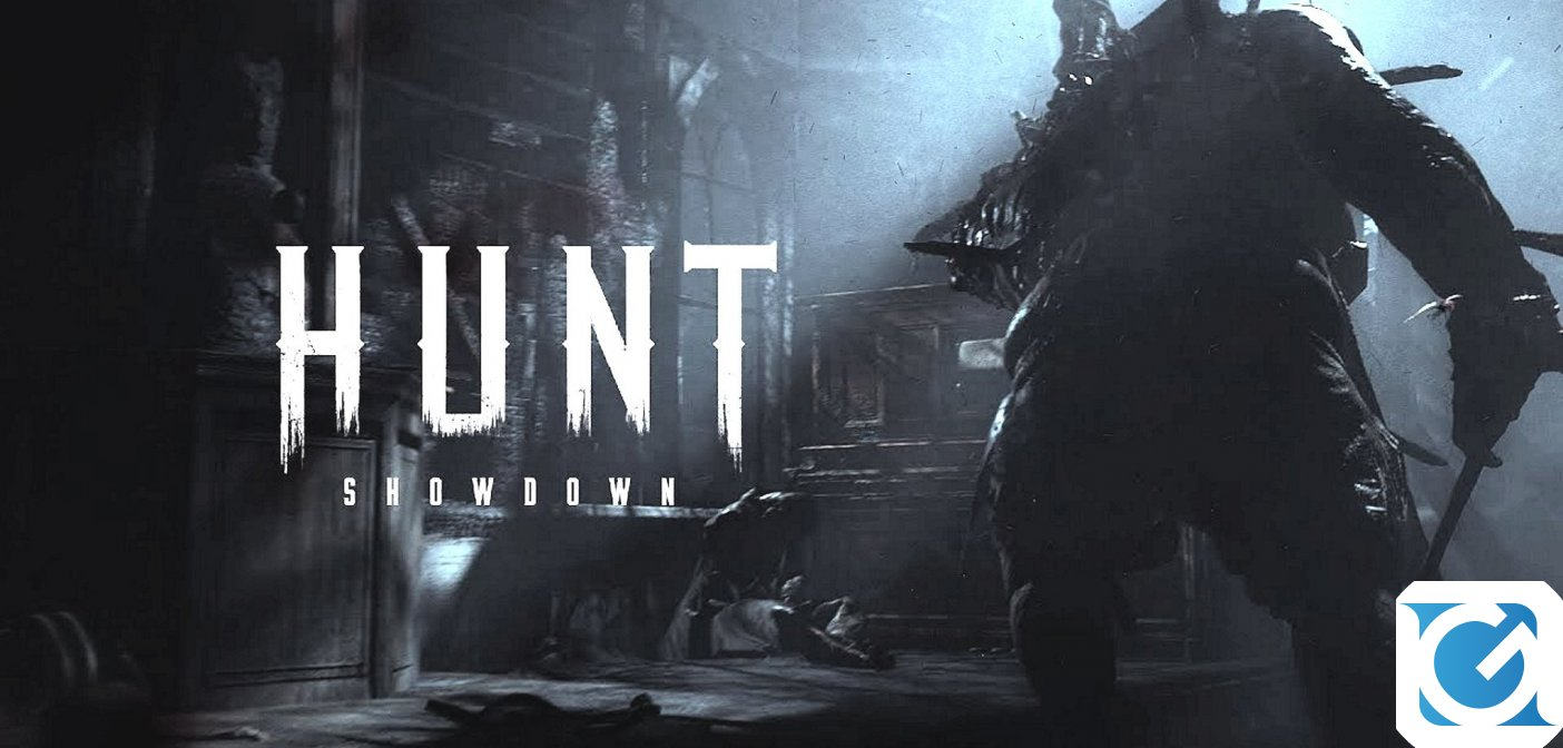 Crytek annuncia la data di Hunt: Showdown, Koch Media sarà il distributore