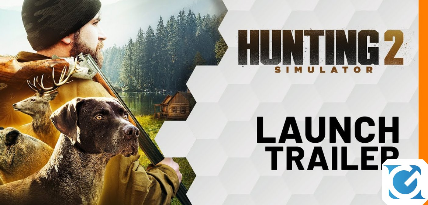 Hunting Simulator 2 è disponibile, la caccia è aperta!