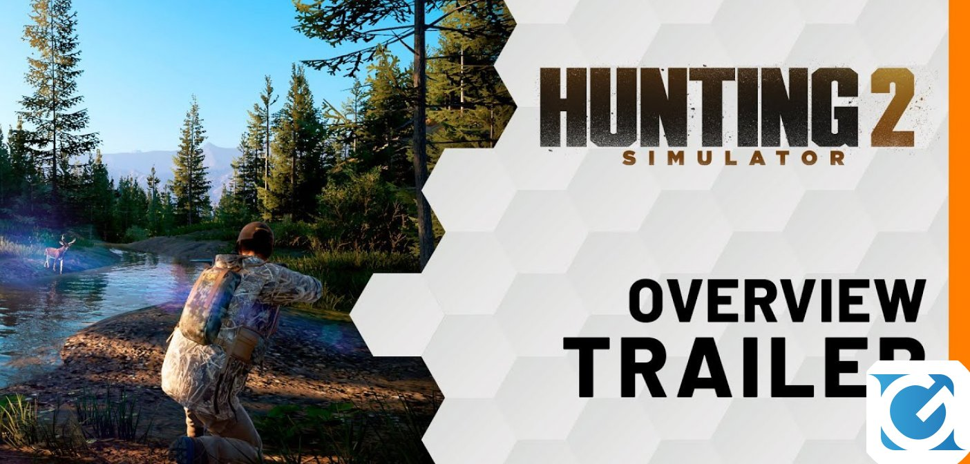 Hunting Simulator 2: un nuovo video ne mostra il gameplay