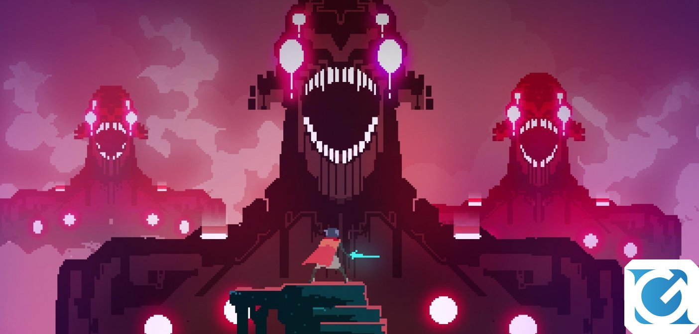 E' online la nostra recensione di Hyper Light Drifter per Nintendo Switch