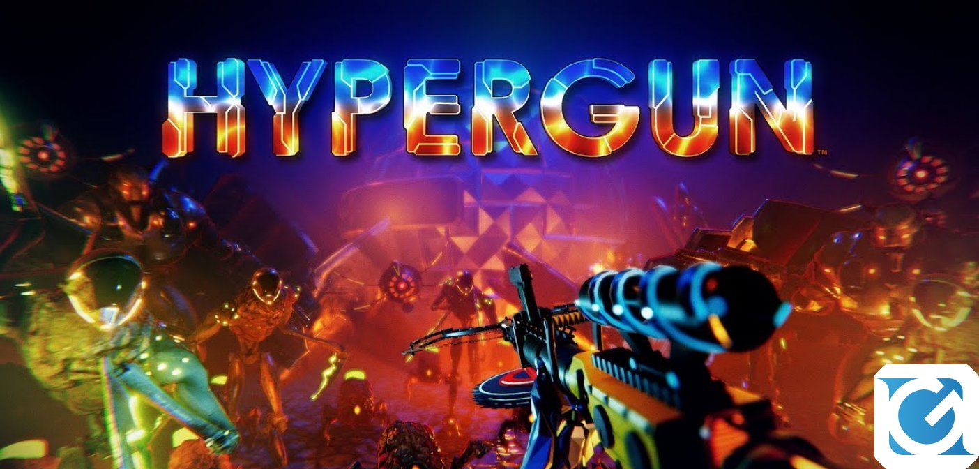 HYPERGUN e' disponibile su Steam e GOG