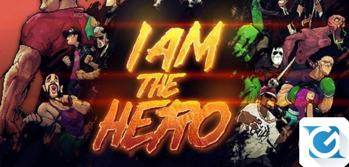 I Am The Hero arriva su Nintendo Switch e Playstation 4