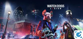 I giocatori di GeForce Now sono Game Ready per Watch Dogs: Legion