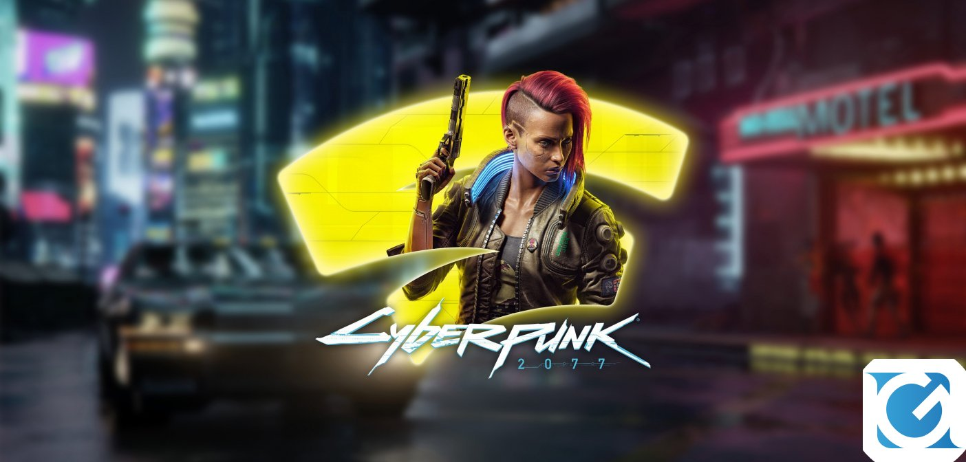 I giocatori GeForce sono Game Ready per Cyberpunk 2077 e per Minecraft con RTX