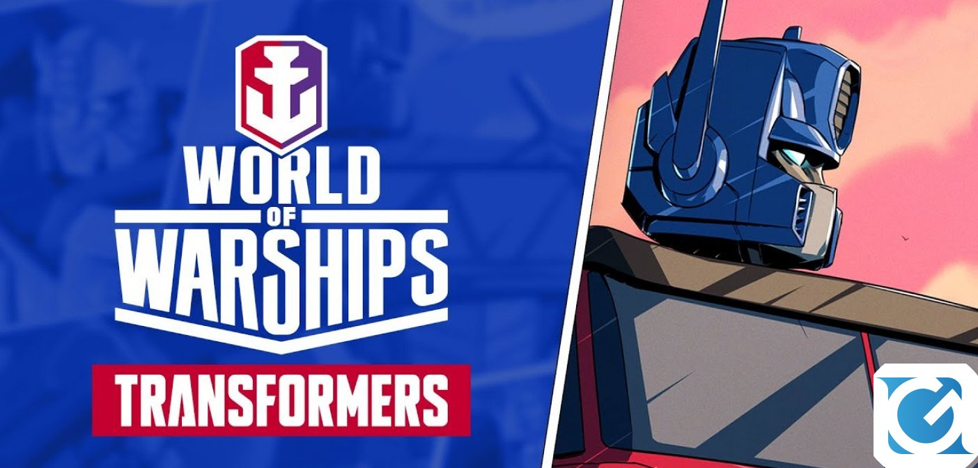 I Transformers arrivano in World of Warships con un imminente aggiornamento a tema