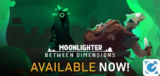 Il DLC Between Dimensions di Moonlighter è disponibile