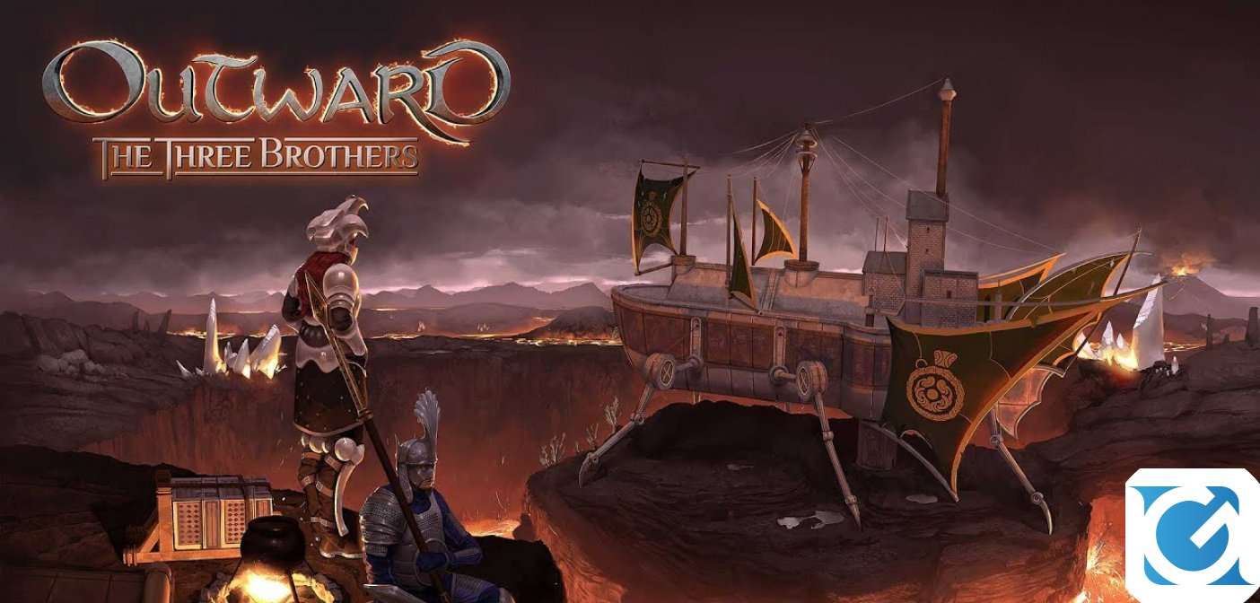 Il DLC di OUTWARD The Three Brothers è disponibile per PC