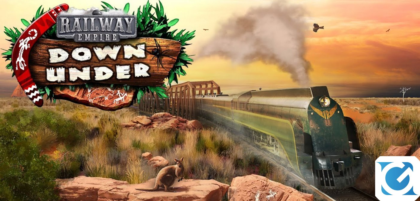 Il DLC Down Under per Railway Empire è disponibile