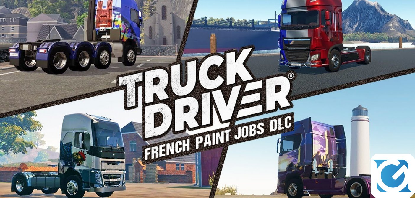 Il DLC French Paint Jobs è disponibile su Playstation 4 e XBOX One