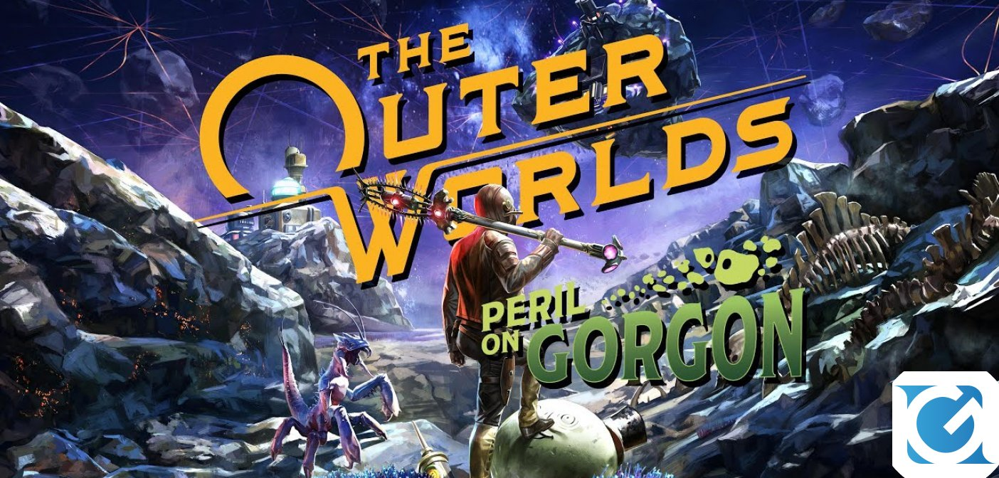 Il DLC Pericolo su Gorgone per The Outer Worlds è disponibile