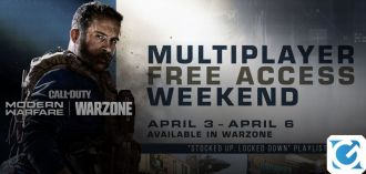Il multiplayer di Call Of Duty: Modern Warfare è gratuito per tutto il weekend