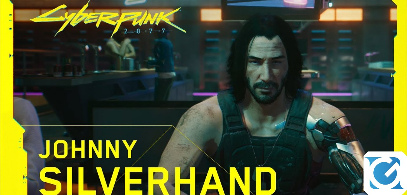 Il nuovo Night City Wire mostra Johnny Silverhand!