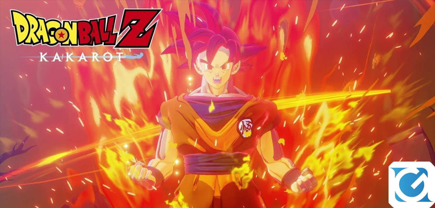 Il primo DLC di DRAGON BALL Z: KAKAROT sarà disponibile da domani