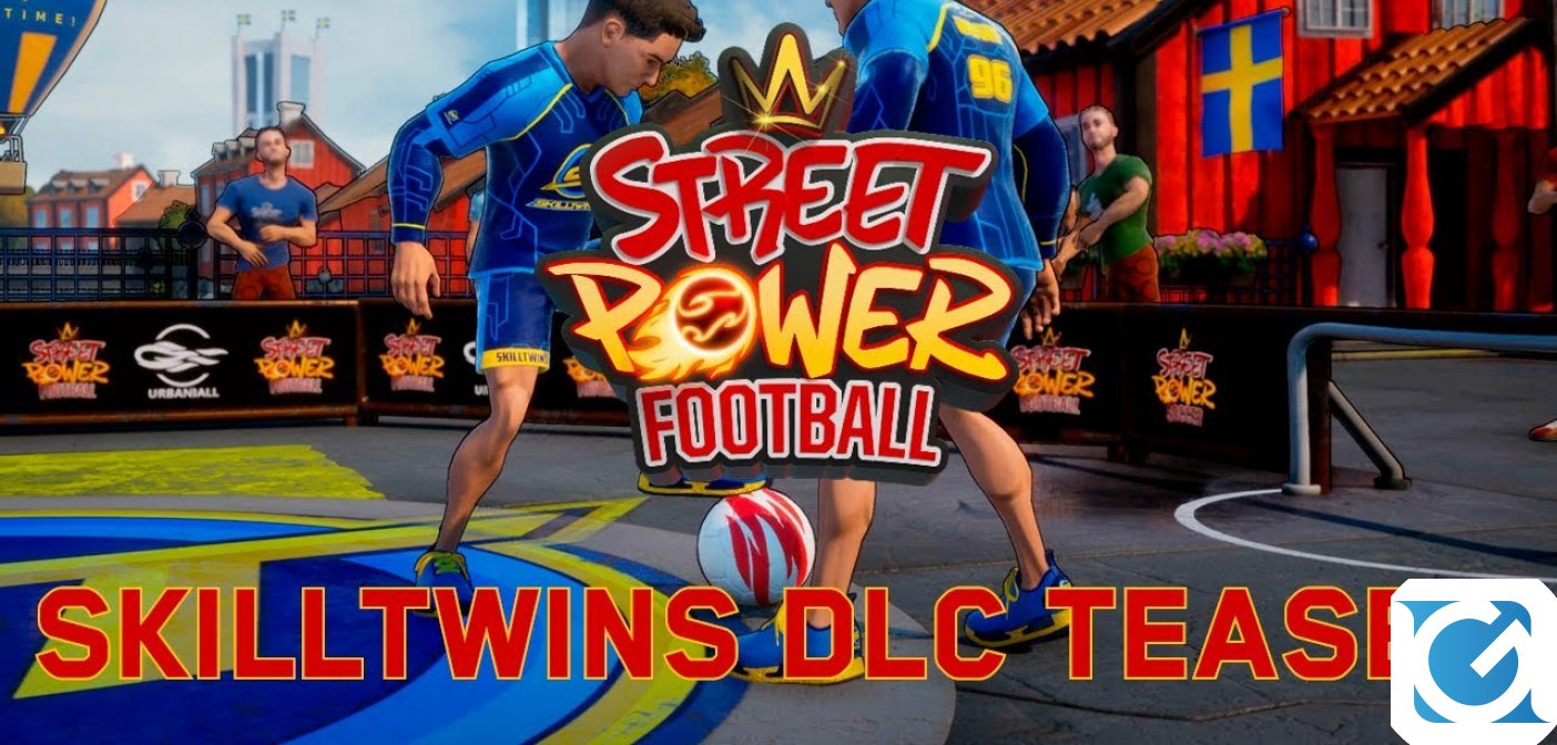 Il primo dlc gratuito di Street Power Football è in arrivo