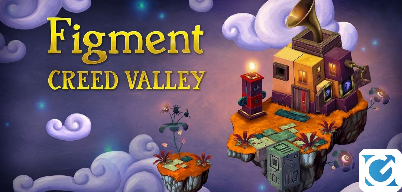 Il prologo di Figment 2: Creed Valley arriva venerdì su Steam
