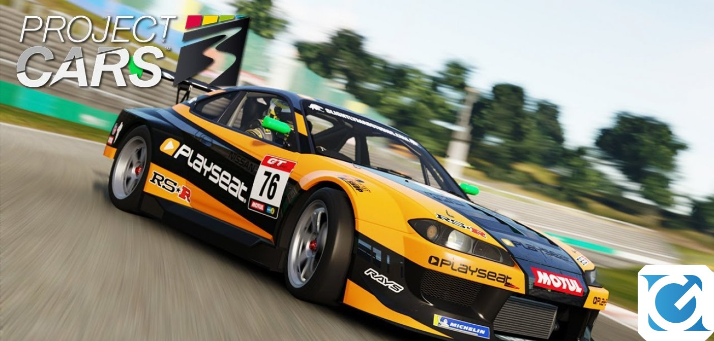 Il terzo DLC di Project Cars 3, Power Pack, è ora disponibile
