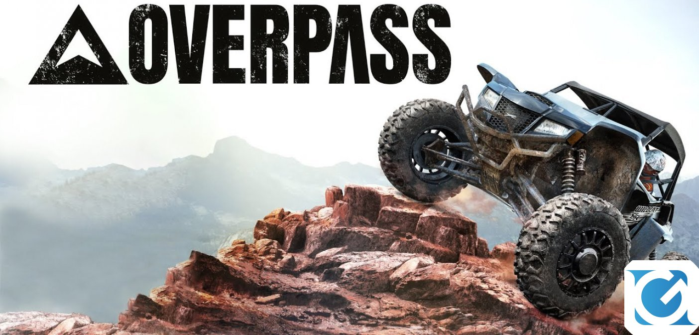 Il titolo di corse off-road Overpass è disponibile per PC e console