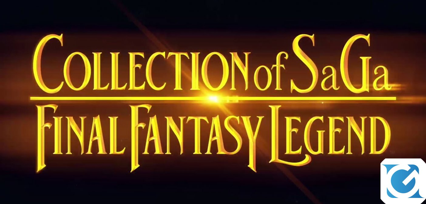 Il trailer ufficiale di Collection of Saga Final Fantasy Legend debutta al TGS 2020