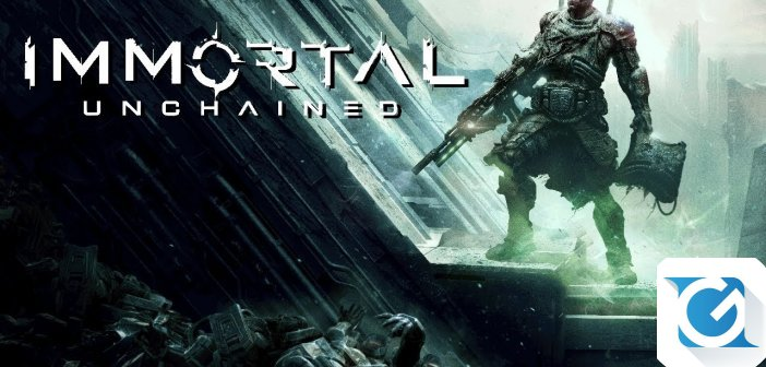 Immortal: Unchained arriva la closed alpha