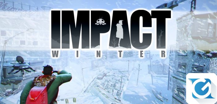 Impact Winter e' disponibile per XBOX One e Playstation 4