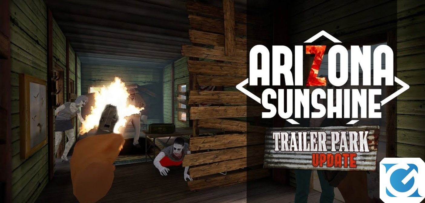 In arrivo il trailer park del VR Zombie Shooter: Arizona Sunshine