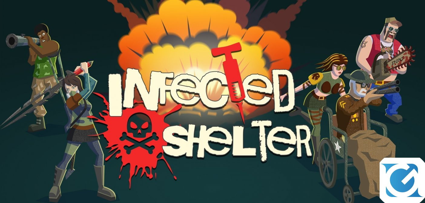 Annunciato Infected Shelter