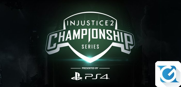 Playstation 4 presenta Injustice 2 Championship Series