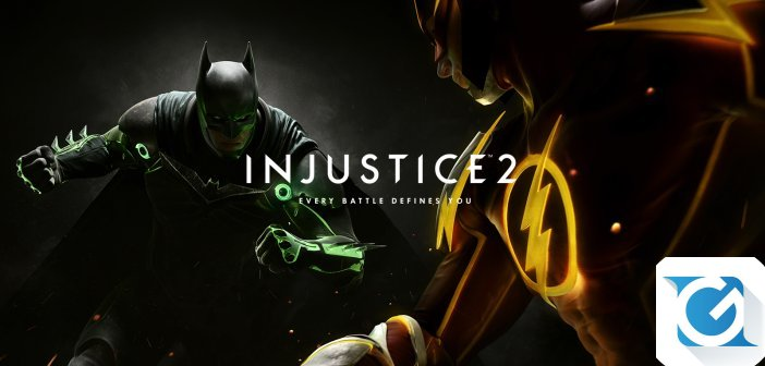 Injustice 2 Nuovo trailer