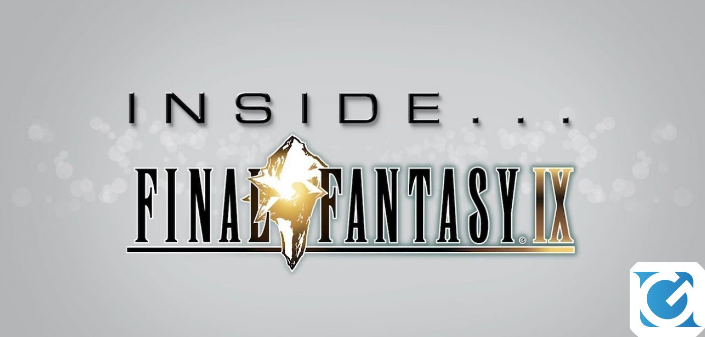 Lo speciale Inside FINAL FANTASY IX è disponibile da subito
