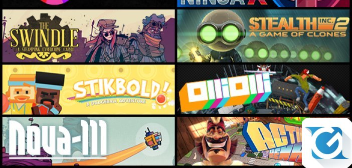 E' disponibile l'Instant Indie Hits in esclusiva XBOX One