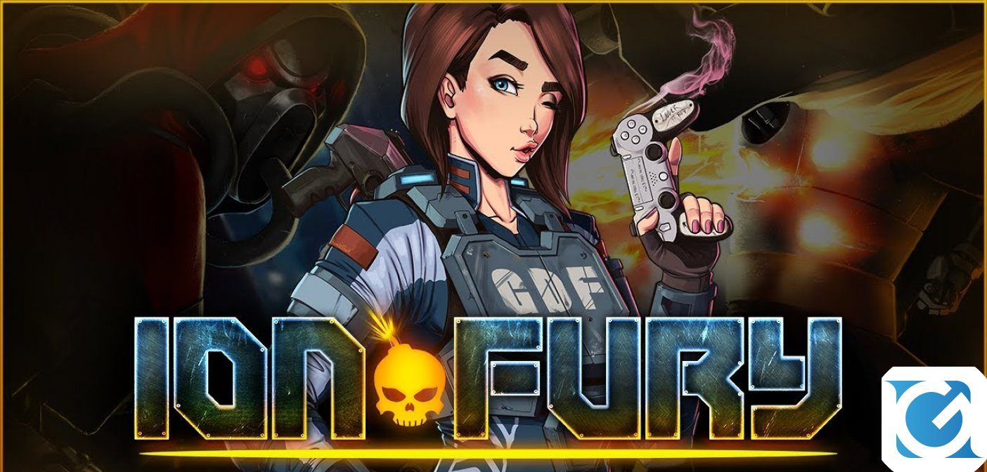 Ion Fury è disponibile su console