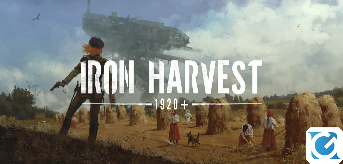 Iron Harvest invade Colonia alla Gamescom 2019
