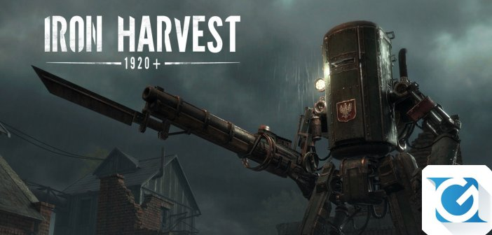 Iron Harvest: primo video gameplay