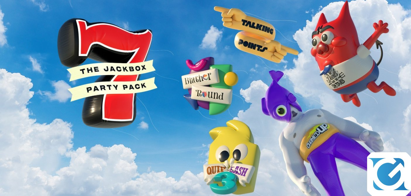 Recensione Jackbox Party Pack 7 per Nintendo Switch - Chi di Party game ferisce...