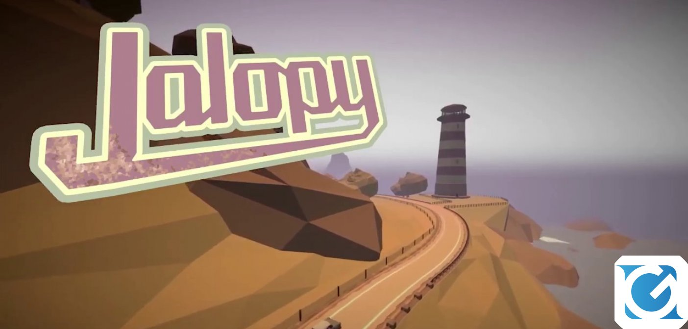 Jalopy: disponibile il pre-order su XBOX One
