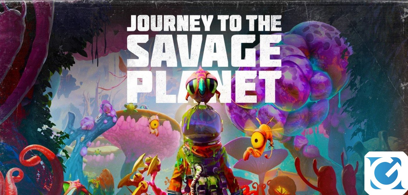 Journey to the Savage Planet e Indivisible arrivano su Switch in formato fisico e digitale!