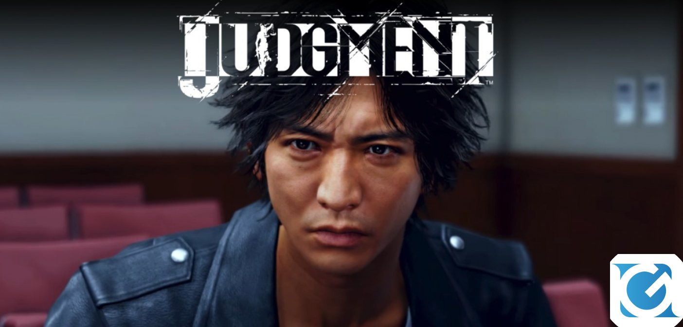 Judgment arriva su PlayStation 4 il 25 giugno