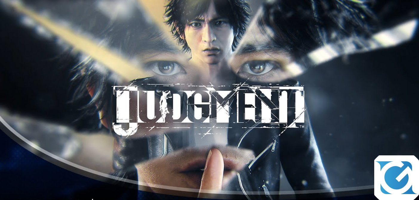 Judgment, lo spinoff di Yakuza è ora disponibile