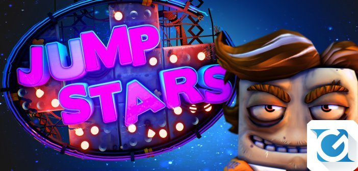 Jump Stars arriva a giugno per XBOX One, Playstation 4 e PC