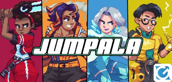 Jumpala è disponibile su Steam