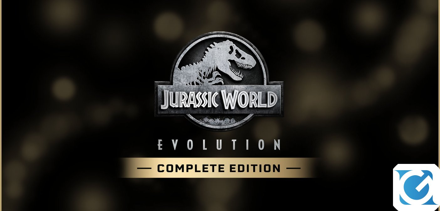 Jurassic World Evolution: Complete Edition è disponibile su Switch