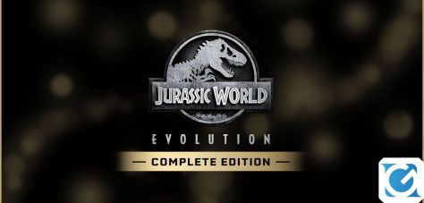 Recensione Jurassic World Evolution: Complete Edition per Nintendo Switch - Jurassic Park sto arrivando!