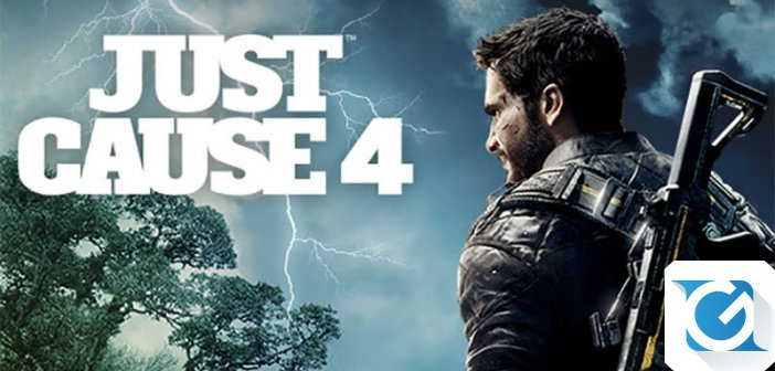 Square Enix annuncia Just Cause 4