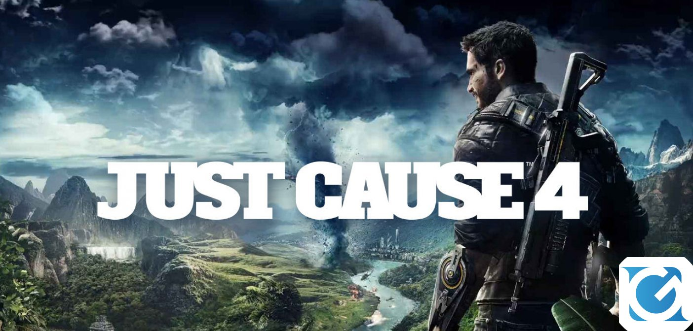 Just Cause 4: diretta video incentrata sul gameplay