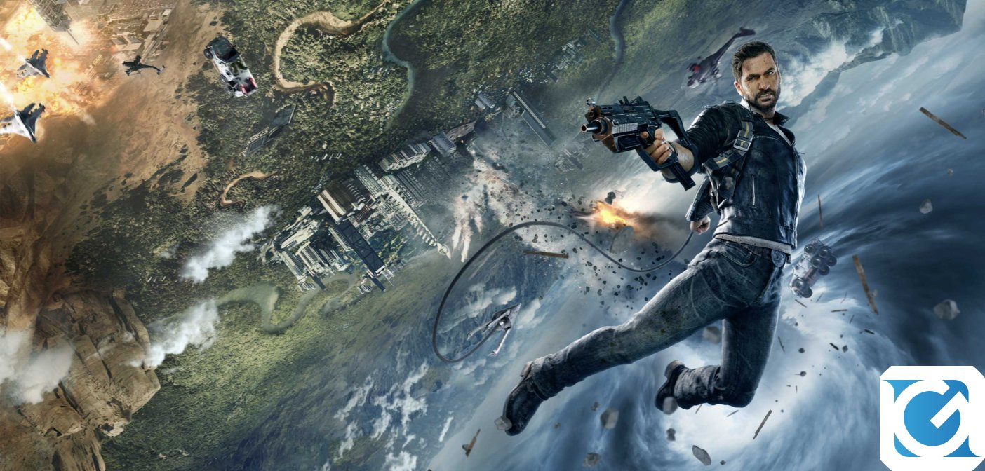 Nuovo trailer per JUST CAUSE 4