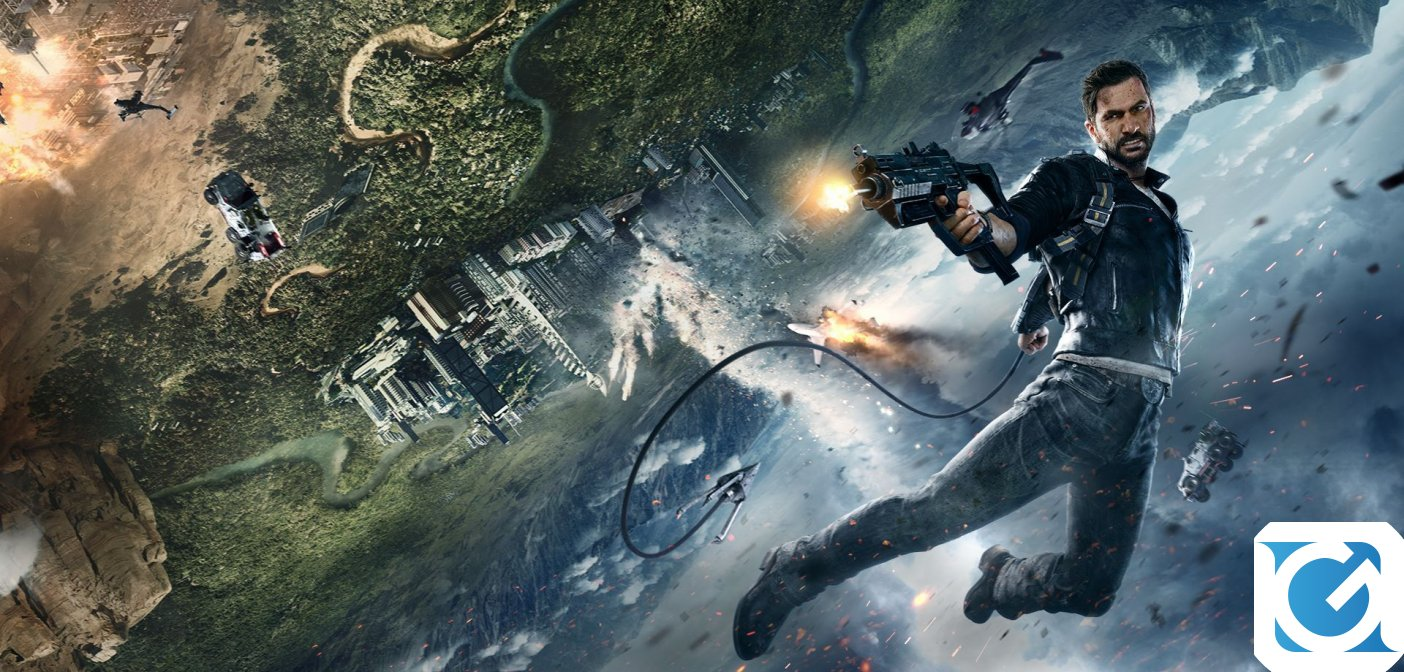 Square Enix rilascia un nuovo trailer per Just Cause 4: Full Immersion